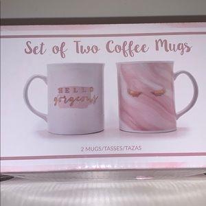 BNIB Cute coffee mugs